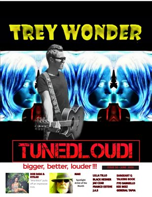 TunedLoud Magazine June 2020