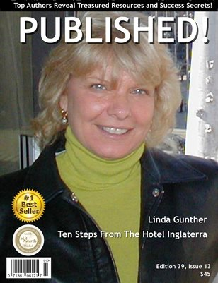 PUBLISHED! Excerpt featuring Linda Gunther