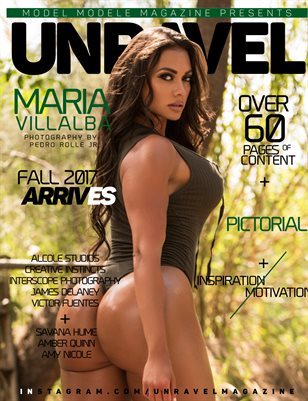 UnRavel Magazine Presents Volume II (Maria)