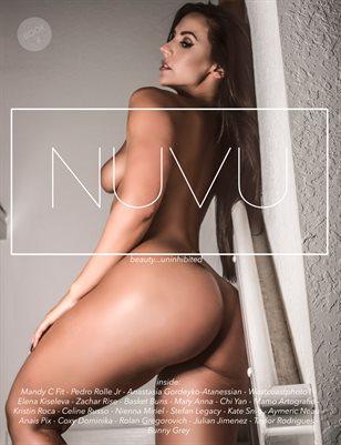 NUVU Magazine - Book 4 ft. Mandy C Fit