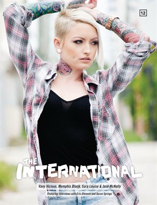 The International Magazine - 1 Year Edition (12)