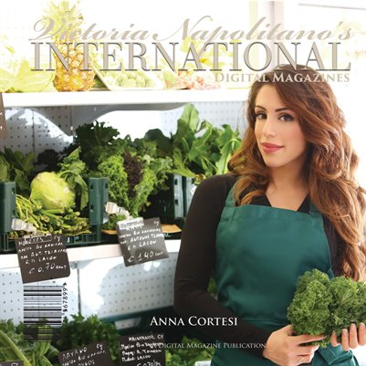 Victoria Napolitano International Magazines - Nutrition with Anna Cortesi