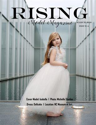 Rising Model Magazine issue #4