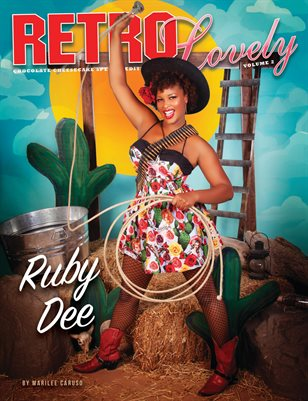 Chocolate Cheesecake Vol 2 – Ruby Dee Cover