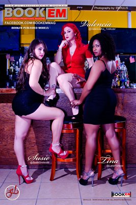 Susie Valencia Tina Poster 1