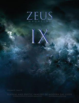 ZEUS Magazine • Volume 1, Issue IX