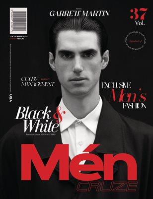 OCTOBER 2021 Issue (Vol: 37) | MEN CRUZE Magazine