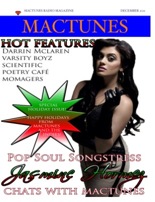 MACTUNES MAGAZINE DECEMBER 2011