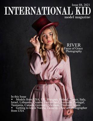 International Kid Model Magazine Issue #88