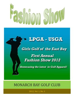Golf Fashion Show Magazine