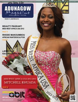JAN/FEB 2013 Issue