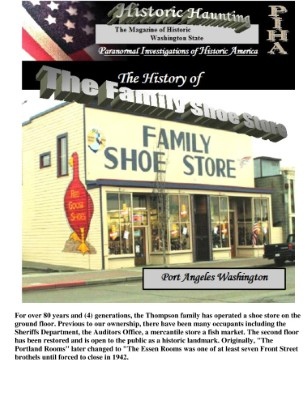 The Family Shoe Store in Port Angeles Washigton