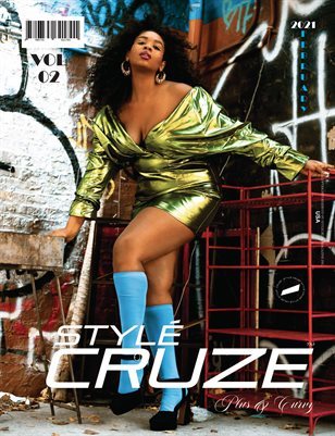 FEBRUARY 2021 Issue (Vol: 02) | STYLÉCRUZE - PLUS & CURVY