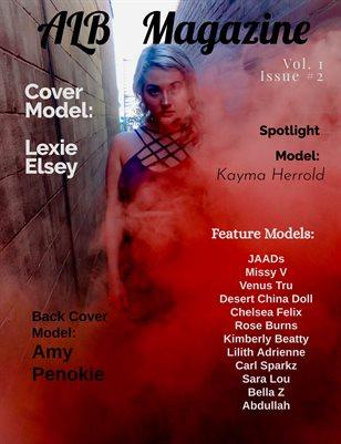 ALB Magazine--Halloween