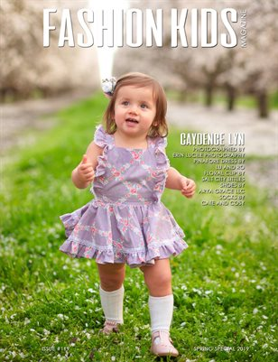 Fashion Kids Magazine | Issue #119 Spring Special