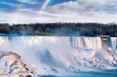 Winter ~ Niagara Falls, Canada 🇨🇦