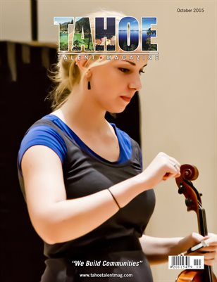 Tahoe Talent Magazine October 2015 Edition