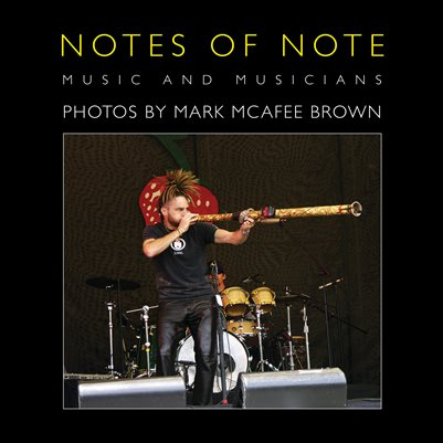 Notes of Note - Music and Musicians