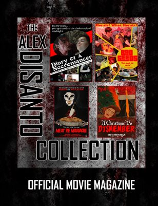 Alex DiSanto Collection Official Movie Magazine