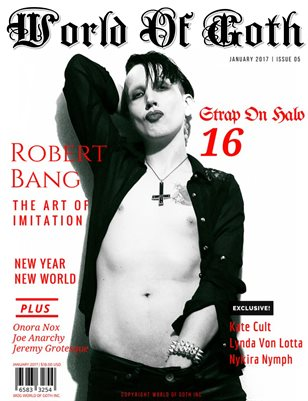 WORLD OF GOTH- JANUARY