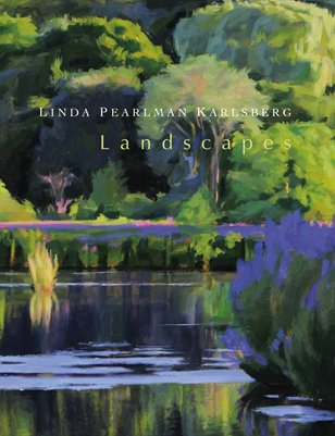LINDA PEARLMAN KARLSBERG: LANDSCAPES