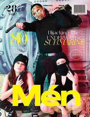 JUNE 2021 Issue (Vol: 28) | MEN CRUZE Magazine