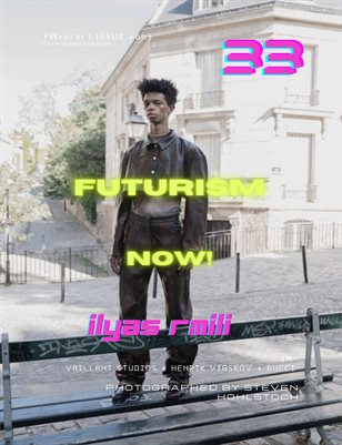 FUTURISM NOW! - FALL/WINTER 20/21 ISSUE