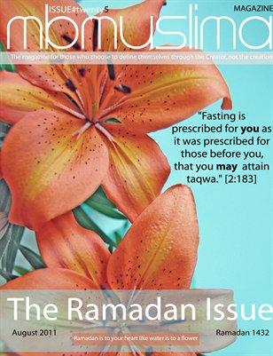 Ramadan 1432 (August 2011)