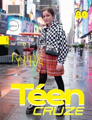 OCTOBER 2021 Issue (Vol: 80) | TÉENCRUZE Magazine