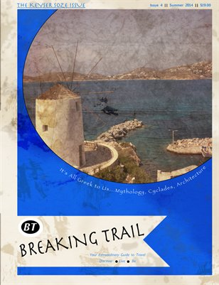 Breaking Trail Issue 4; Summer 2014