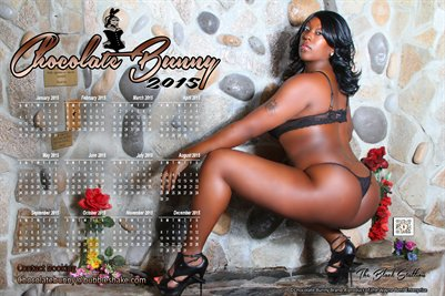 Chocolate Bunny (Black Stallion) Calender
