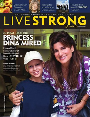 LIVESTRONG Quarterly, Summer/Fall 2011