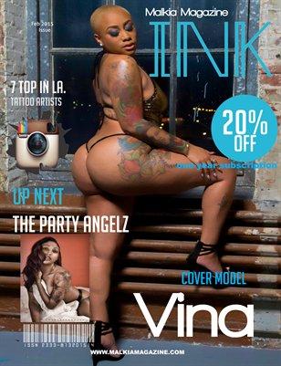Feb 2015 Malkia Magazine Ink