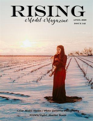 Rising Model Magazine Issue #142