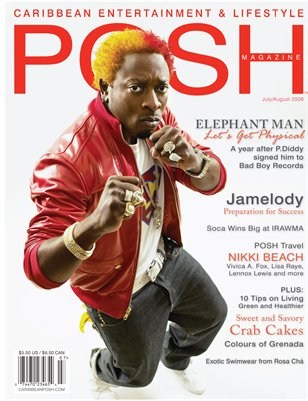 Caribbean Posh July / August 2008