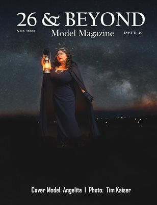 26 & Beyond Model Magazine Issue #40