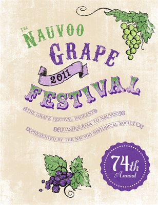 Nauvoo Grape Festival Program 2011
