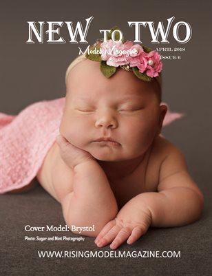 New To Two Model Magazine Issue #6