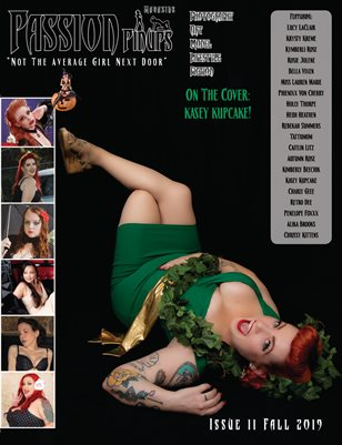 Passion Pinups Issue 11 Fall 2019