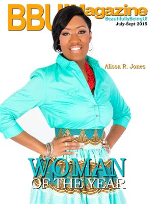 Vol 2 Issue 3 July-September Woman of the Year