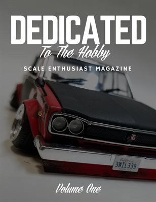 Dedicated Scale Enthusiast Magazine: Vol. 1