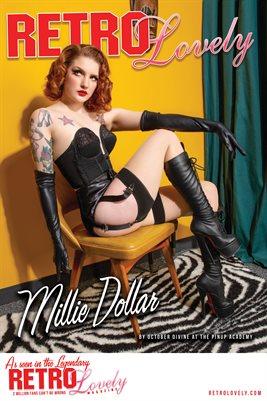Millie Dollar Cover Poster