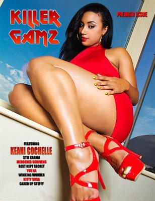 Killer Gamz Magazine - Premier Issue