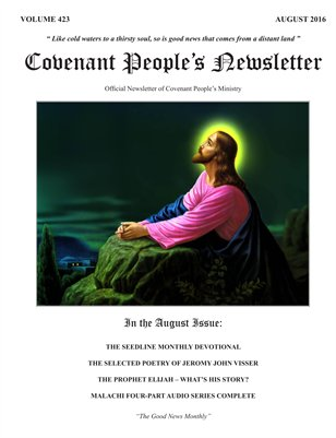 Covenant People's Newsletter #423