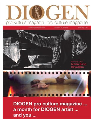 DIOGEN pro art magazine No 18. special February 2012