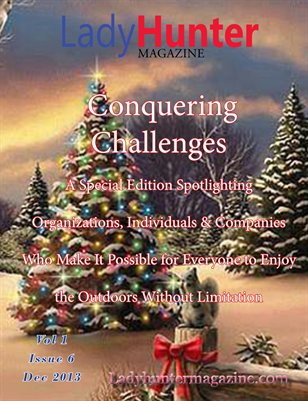 Lady Hunter Magazine December 2013 Special Edition