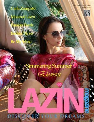 Lazin Magazine - Simmering Summer - August 2021