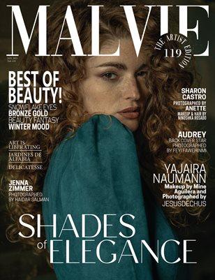 MALVIE Magazine The Artist Edition Vol 119 January 2021
