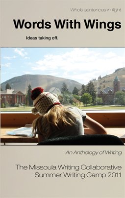 Words With Wings 2011 - An Anthology of Writing