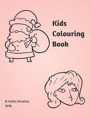 Kids Colouring Book 4